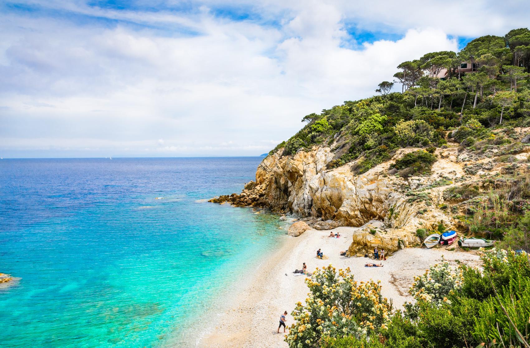 Αποτέλεσμα εικόνας για best beach tuscany coast